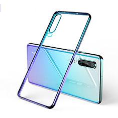 Custodia Silicone Trasparente Ultra Sottile Cover Morbida S02 per Huawei P30 Multicolore