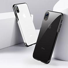Custodia Silicone Trasparente Ultra Sottile Morbida C16 per Apple