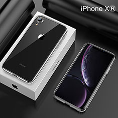 Custodia Silicone Trasparente Ultra Sottile Morbida HC05 per Apple iPhone XR Chiaro