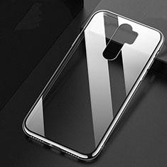 Custodia Silicone Trasparente Ultra Sottile Morbida K01 per Xiaomi Redmi Note 8 Pro Chiaro