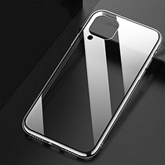 Custodia Silicone Trasparente Ultra Sottile Morbida K02 per Huawei P40 Lite Chiaro