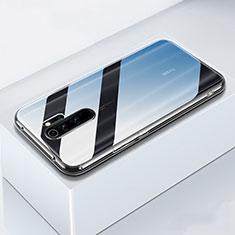 Custodia Silicone Trasparente Ultra Sottile Morbida K02 per Xiaomi Redmi Note 8 Pro Chiaro