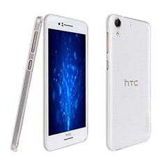 Custodia Silicone Trasparente Ultra Sottile Morbida per HTC Desire 728 728g Chiaro