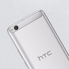 Custodia Silicone Trasparente Ultra Sottile Morbida per HTC One X9 Chiaro