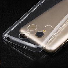 Custodia Silicone Trasparente Ultra Sottile Morbida per Huawei Enjoy 6 Chiaro