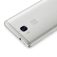 Custodia Silicone Trasparente Ultra Sottile Morbida per Huawei GR5 Chiaro