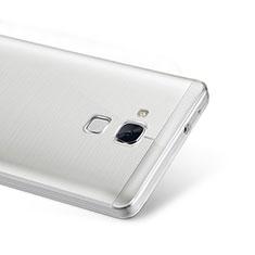 Custodia Silicone Trasparente Ultra Sottile Morbida per Huawei GT3 Chiaro