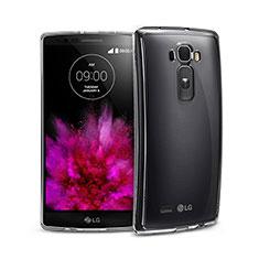 Custodia Silicone Trasparente Ultra Sottile Morbida per LG G Flex 2 Chiaro