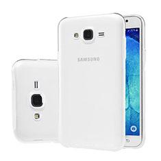 Custodia Silicone Trasparente Ultra Sottile Morbida per Samsung Galaxy J5 SM-J500F Chiaro