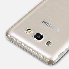 Custodia Silicone Trasparente Ultra Sottile Morbida per Samsung Galaxy J7 (2016) J710F J710FN Chiaro