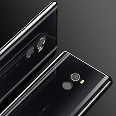 Custodia Silicone Trasparente Ultra Sottile Morbida per Xiaomi Mi Mix Evo Chiaro