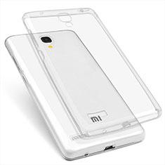 Custodia Silicone Trasparente Ultra Sottile Morbida per Xiaomi Redmi Note Prime Chiaro