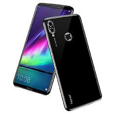 Custodia Silicone Trasparente Ultra Sottile Morbida R01 per Huawei Honor Note 10 Chiaro