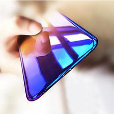 Custodia Silicone Trasparente Ultra Sottile Morbida Sfumato G02 per Apple iPhone 7 Multicolore