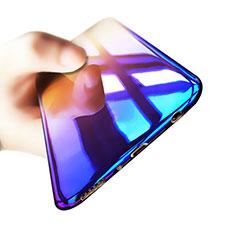 Custodia Silicone Trasparente Ultra Sottile Morbida Sfumato per Samsung Galaxy S8 Plus Multicolore
