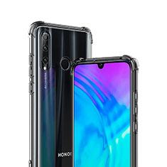 Custodia Silicone Trasparente Ultra Sottile Morbida T02 per Huawei Enjoy 9s Chiaro