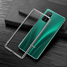 Custodia Silicone Trasparente Ultra Sottile Morbida T02 per Huawei Honor 30S Chiaro