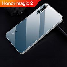 Custodia Silicone Trasparente Ultra Sottile Morbida T02 per Huawei Honor Magic 2 Chiaro