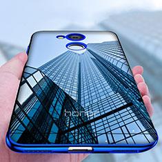 Custodia Silicone Trasparente Ultra Sottile Morbida T04 per Huawei Honor 6C Pro Chiaro