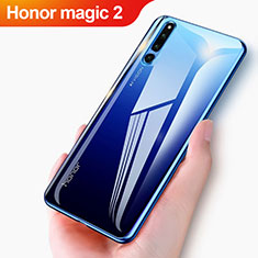 Custodia Silicone Trasparente Ultra Sottile Morbida T04 per Huawei Honor Magic 2 Chiaro
