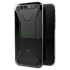 Custodia Silicone Trasparente Ultra Sottile Morbida T04 per Xiaomi Black Shark Chiaro