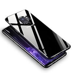 Custodia Silicone Trasparente Ultra Sottile Morbida T06 per Samsung Galaxy S9 Chiaro