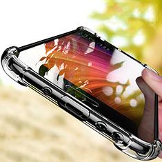 Custodia Silicone Trasparente Ultra Sottile Morbida T06 per Xiaomi Mi 5C Chiaro