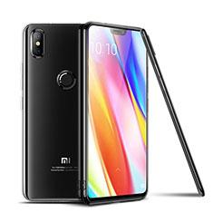 Custodia Silicone Trasparente Ultra Sottile Morbida T06 per Xiaomi Mi 8 SE Chiaro