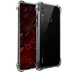 Custodia Silicone Trasparente Ultra Sottile Morbida T07 per Huawei Honor Note 10 Chiaro