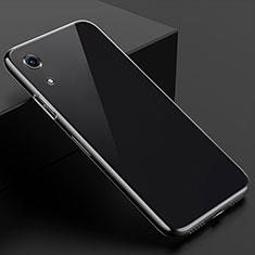 Custodia Silicone Trasparente Ultra Sottile Morbida T07 per Huawei Y6 (2019) Chiaro