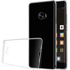 Custodia Silicone Trasparente Ultra Sottile Morbida T07 per Xiaomi Mi Note 2 Chiaro