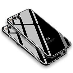 Custodia Silicone Trasparente Ultra Sottile Morbida T07 per Xiaomi Mi Note 3 Chiaro