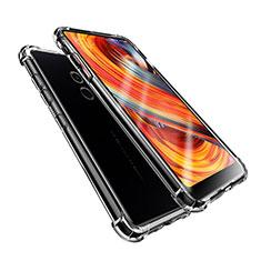 Custodia Silicone Trasparente Ultra Sottile Morbida T08 per Xiaomi Mi Mix Evo Chiaro