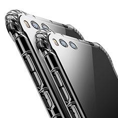 Custodia Silicone Trasparente Ultra Sottile Morbida T09 per Xiaomi Mi 6 Chiaro