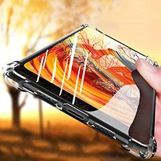 Custodia Silicone Trasparente Ultra Sottile Morbida T09 per Xiaomi Mi Mix 2 Chiaro