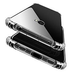 Custodia Silicone Trasparente Ultra Sottile Morbida T09 per Xiaomi Mi Note 2 Special Edition Chiaro