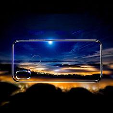Custodia Silicone Trasparente Ultra Sottile Morbida T10 per Xiaomi Mi Mix 3 Nero
