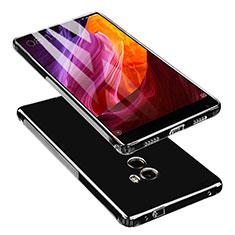 Custodia Silicone Trasparente Ultra Sottile Morbida T10 per Xiaomi Mi Mix Evo Chiaro