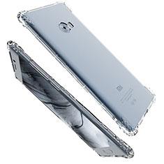 Custodia Silicone Trasparente Ultra Sottile Morbida T10 per Xiaomi Mi Note 2 Chiaro