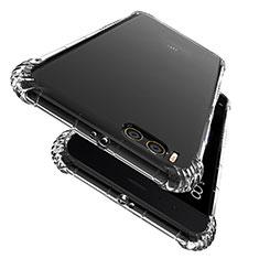 Custodia Silicone Trasparente Ultra Sottile Morbida T11 per Xiaomi Mi Note 3 Chiaro