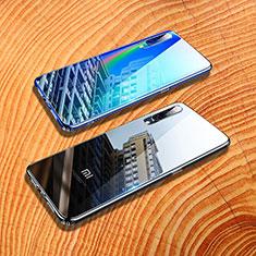 Custodia Silicone Trasparente Ultra Sottile Morbida T12 per Xiaomi Mi 9 Chiaro