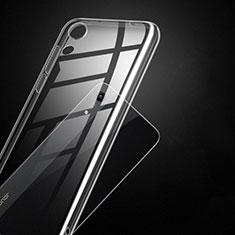 Custodia Silicone Trasparente Ultra Sottile Morbida T14 per Huawei Y6s Chiaro