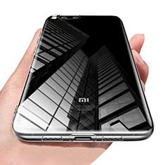 Custodia Silicone Trasparente Ultra Sottile Morbida T14 per Xiaomi Mi 6 Chiaro