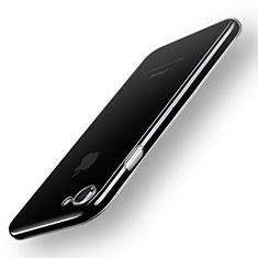 Custodia Silicone Trasparente Ultra Sottile Morbida T20 per Apple iPhone 7 Chiaro