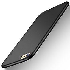 Custodia Silicone Ultra Sottile Cover Morbida U06 per Apple iPhone 6 Plus Nero