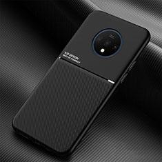 Custodia Silicone Ultra Sottile Morbida 360 Gradi Cover C03 per OnePlus 7T Nero