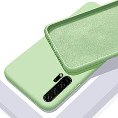 Custodia Silicone Ultra Sottile Morbida 360 Gradi Cover C05 per Huawei Honor 20 Pro Verde