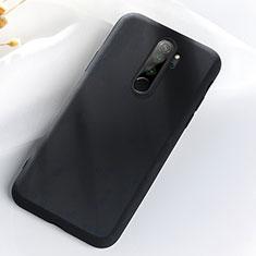 Custodia Silicone Ultra Sottile Morbida 360 Gradi Cover C05 per Xiaomi Redmi Note 8 Pro Nero