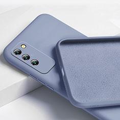 Custodia Silicone Ultra Sottile Morbida 360 Gradi Cover per Huawei Honor X10 5G Grigio