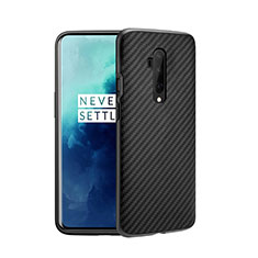Custodia Silicone Ultra Sottile Morbida 360 Gradi Cover per OnePlus 7T Pro 5G Grigio
